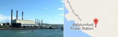 Ballylumford Power Station